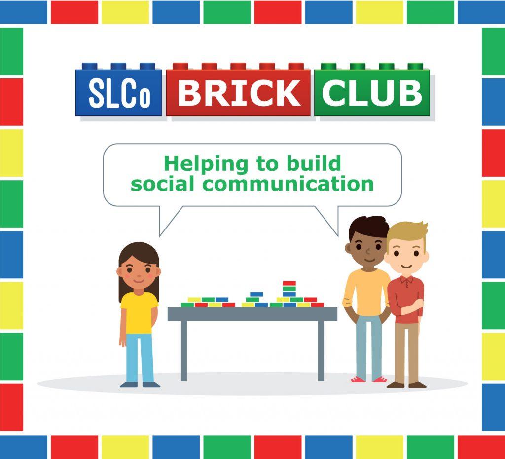 brick club logo