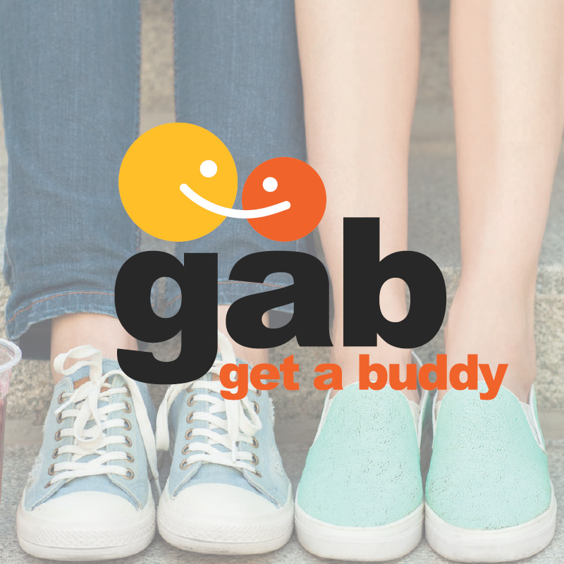 get a buddy